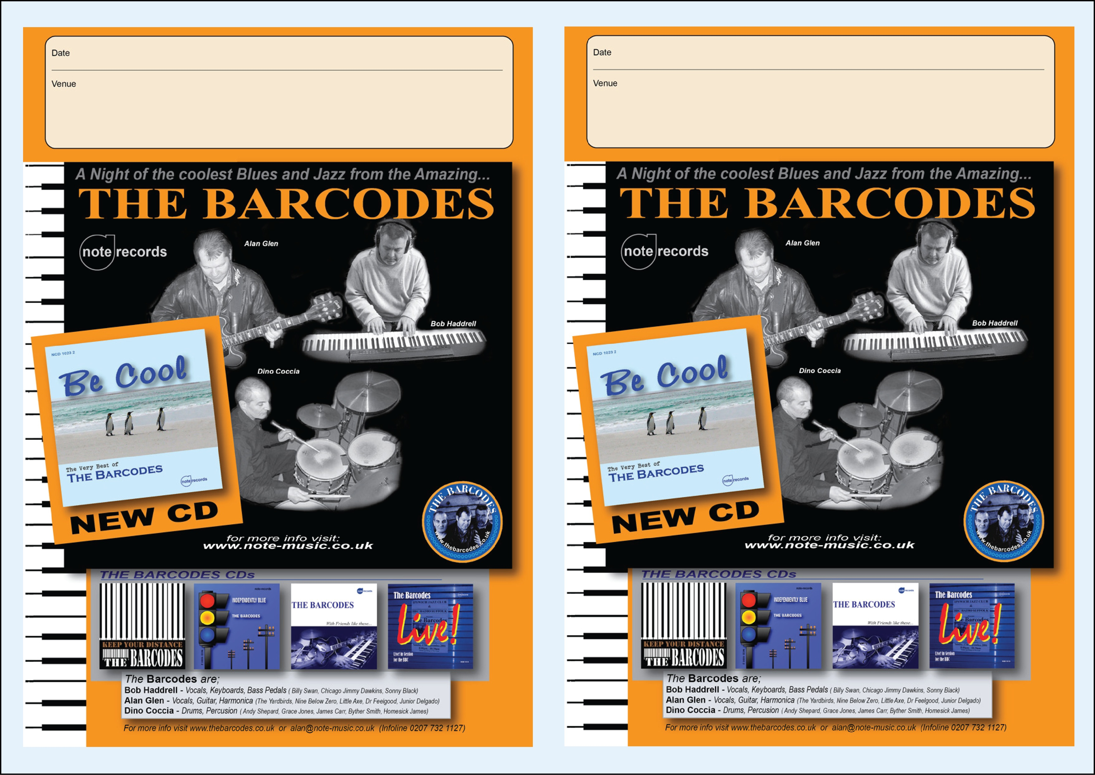 Boarcodes Flyer